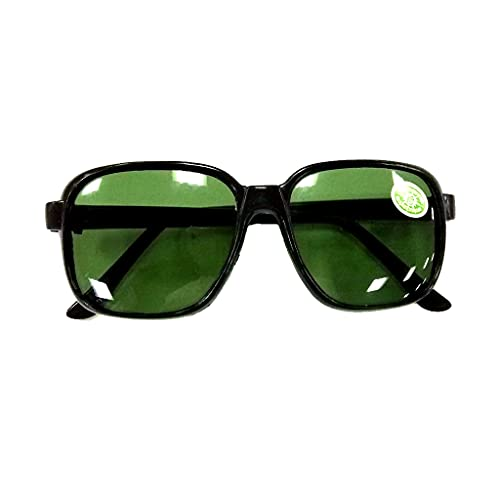 oshhni Gafas de Seguridad para Soldar Gafas para Soldar, Soplete, Soldadura Fuerte Y