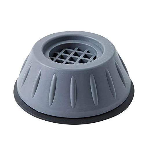 1Pcs/4Pcs Washing Machine Anti-vibration Mute Protection Mat Anti-skid Foot Pad Dryer Waschmaschine Fußpolster Stoßdämpfung Anti-Rutsch-Pad Wellenrad Trommel allgemeine Möbelmatte