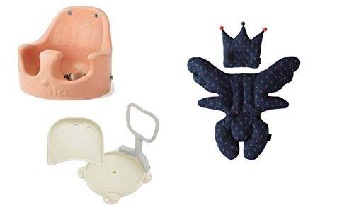 Review P-Edition Crown 4 Way 32 Baby Chair Booster & Hook-On Safe&Fresh Fiber