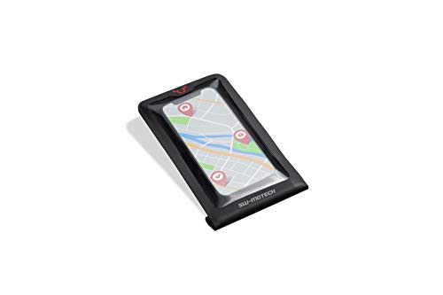 SW-Motech Smartphone-Drybag für Tankrucksack mit MOLLE-Befestigung zb für PRO Tankrucksack