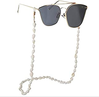 Reading Glasses Chain Shell Sunglasses Holder Neck Strap Rope Ornaments Necklace Convenient Eyeglass Glasses String Lanyard