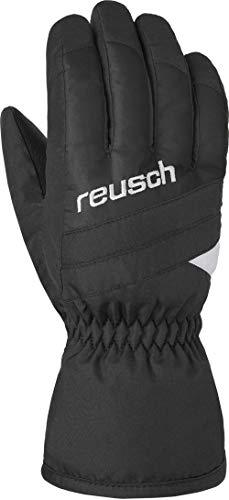 Reusch Bennet R-TEX XT Junior - Guanti da bambino, colore: nero/bianco, 5