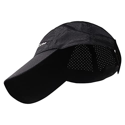CACUSS Fishing Hat Unisex Sun Protection UPF 50+...