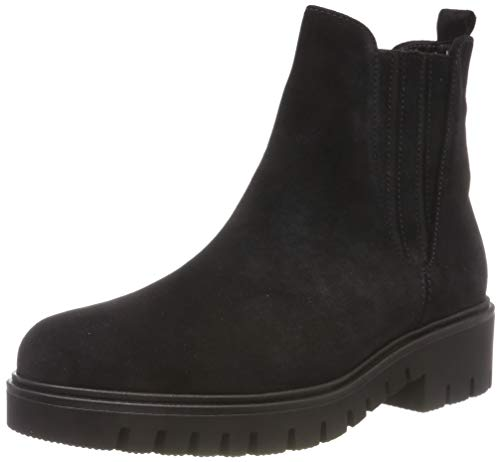 Gabor Shoes Comfort Sport, Botines Mujer, Azul (Pazifik (Micro) 36), 39 EU