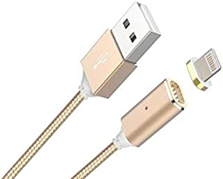 Margoun cable charging and Data transfer Lightning Magnetic Charging Cable for iPad Air 2 - gold