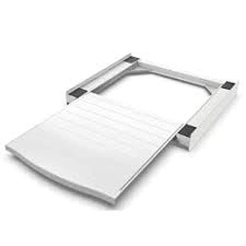 MELICONI L60 - Kit Apilado Universal TORRE SMART para Lavadora y Secadora