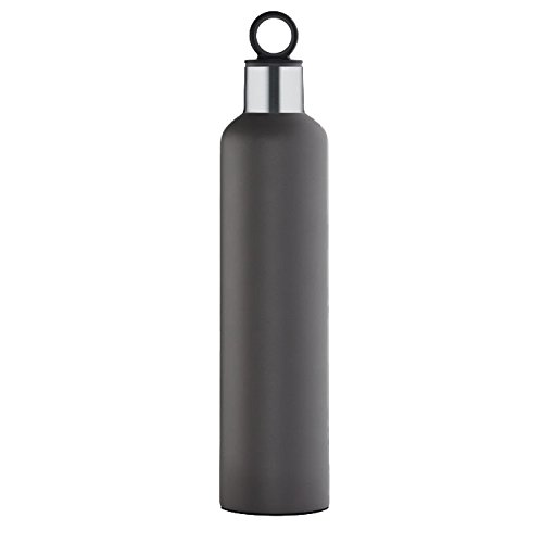 Blomus 63603 Thermoflasche 2GO, 750 ml, grau