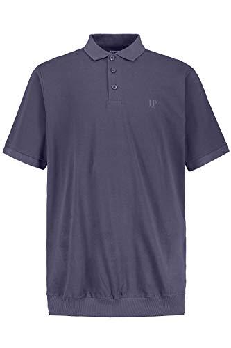JP 1880 Homme Grandes Tailles Polo en Jersey Bleu Denim 3XL 712617 92-3XL