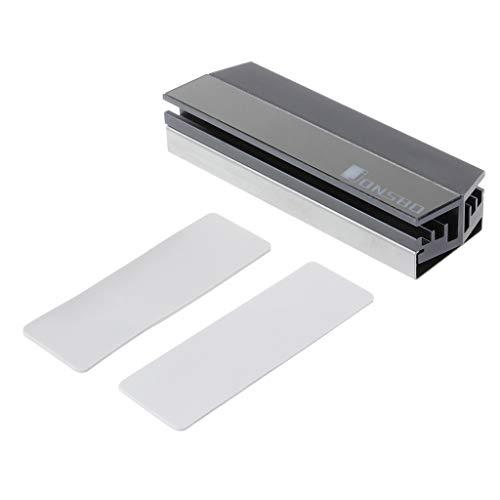 GEQING Aluminiumlegierung M.2 SSD-Kühlkörper Festkörper-Festplattenkühler Kühler
