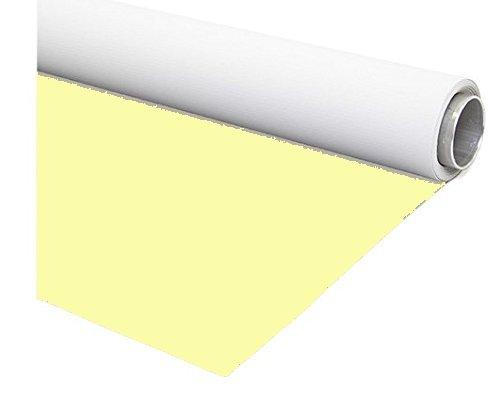 Fond photographique en vinyle 300CMx600CM jaune clair