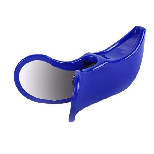 #N/A Damen Hüften Trainer, Schöne Buttocks Clip Beckenbodenmuskeltrainer Gesäßstraffer für die Bodenmuskulatur Beckenboden Exerciser - Blau