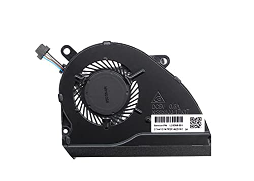 HuiHan Reemplazo para ventilador de CPU HP Pavilion 14-CE 14-CE1058WM 14-CE0068ST serie 14-CE2068ST L26368-001