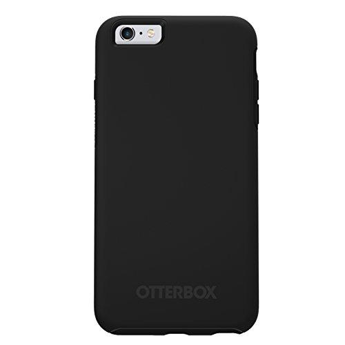OtterBox SYMMETRY SERIES Case for iPhone 6 Plus/6s Plus (5.5' Version), Black - Standard Packaging