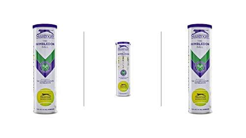 Slazenger-Tennis Wimbledon Ball – 3 x 4 latas 12 pelotas