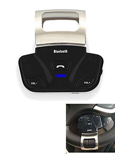 Hangang Set Wireless handsfree handsfree voor autofiets/handsfree Bluetooth 3.0 + EDR met ingebouwde microfoon - voor iPhone 6 / iPhone 5S en Samsung S6 S4 S5