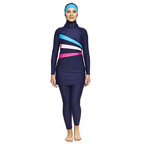 Zoggs Sandon Modesty pak voor dames 3-delig badpak