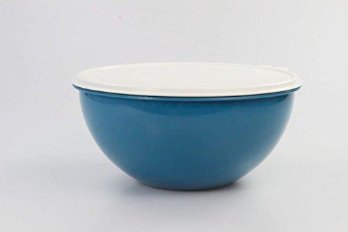 TUPPERWARE Rührschüssel Maximilian 7,5 L Türkis Schüssel Salatbar Maxima Salat