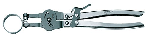 Gedore 134 - Tenaza para abrazaderas de tubo flexible