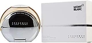 Best mont blanc fragrance ladies Reviews