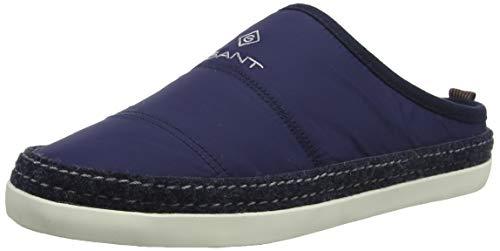 GANT Footwear Herren FRANK Pantoffeln, Blau (Marine G69), 43 EU