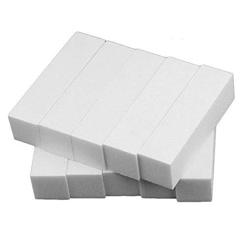 JUNGEN Polierblock für Nägel, für professionelle Nagelkunst, Maniküre, Pediküre, Zubehör - 9,5 x 2,5 x 2,5 cm