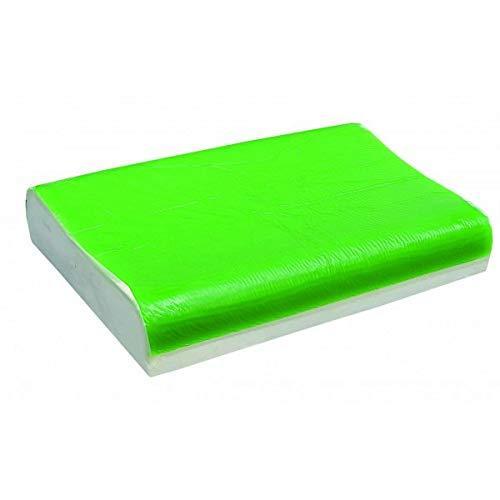 Curve Visco-elastisch Kussen, Hoge Dichtheidsschuim + Gel, Rechthoekig, 60 x 40 x 10 cm