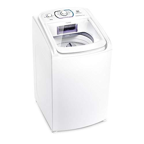 Máquina de Lavar 11kg Electrolux Essential Care Silenciosa com Easy Clean e Filtro Fiapos (LES11) 127V