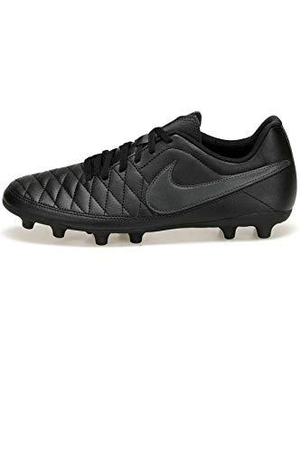 Nike MAJESTRY FG, Zapatillas de fútbol Sala Unisex Adulto, Multicolor (Black/Anthracite/Black 001), 46 EU
