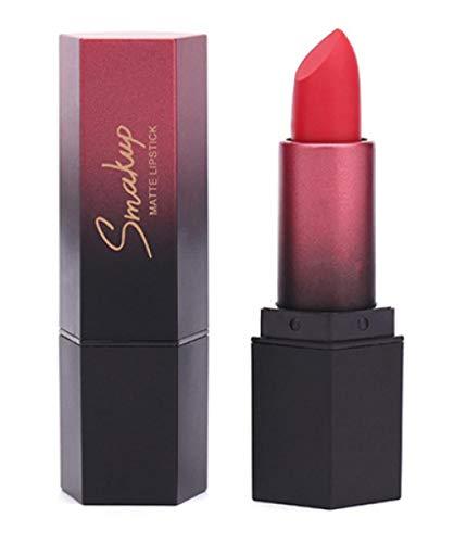 Le rouge à lèvres hydratant n'est pas facile à décolorer