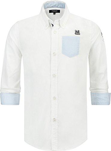 McGregor - Camisa de Manga Larga Paul Solid RF, niño,