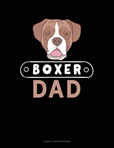 Boxer Dad: Cornell Notes Notebook