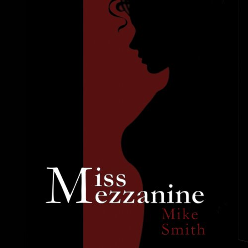 Miss Mezzanine audiobook cover art