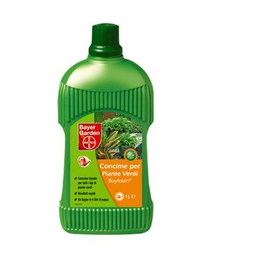 Bayer concime liquido per piante verdi 1 lt