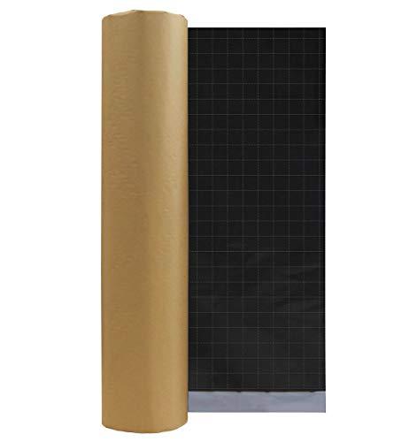 Sopro Thene 878 Bitumenabdichtungsbahn | 100 cm breit | kaltselbstklebend, flexibel, rissüberbrückend (15 m)