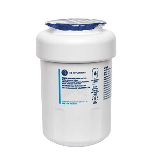 2x ah-gmw compatible filtre à eau pour ge smartwater mwf réfrigérateur congélateur gwf hwf