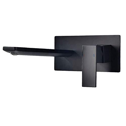 LAN-ZHENS Equipamiento de baño Ssjia Nuevo Retro Antiguo Grifo de Cobre Negro Grifo del Fregadero aplicables a/WC/Accesorios de Cocina Fregadero de la Cocina