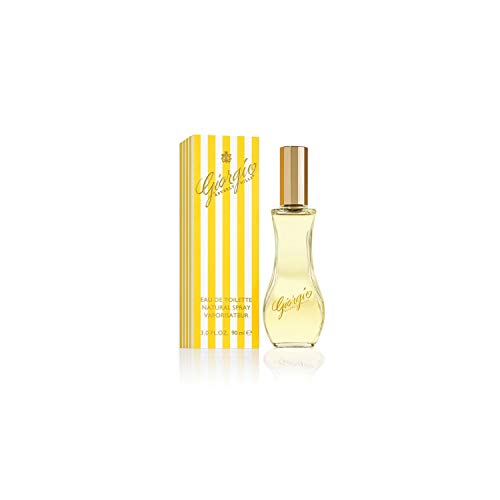 Giorgio  Beverly Hills femme / woman, Eau de Toilette Spray, 1er Pack (1 x 90 ml)