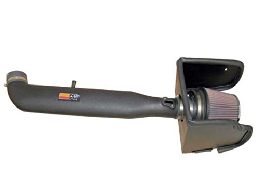 K&N Cold Air Intake Kit: High Pe...