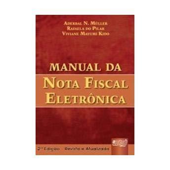 Manual Da Nota Fiscal Eletronica