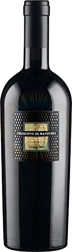 Primitivo di Manduria 60anni old vines HK-schwarz DOC - 2017-1,5 lt. - Feudi di San Marzano