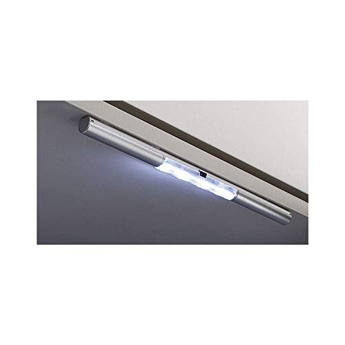 Stilo Batterijlamp met infraroodsensor L: 300 mm, aluminiumkleurig