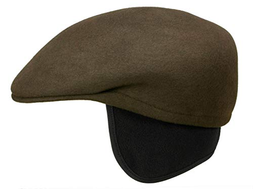Rassow Casquette Plate Paolo Homme - Marron