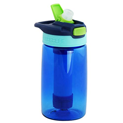 Outdoor net waterkoker filter water mok sport draagbare drinkwater reiniging mok EHBO-kit Camping Outing