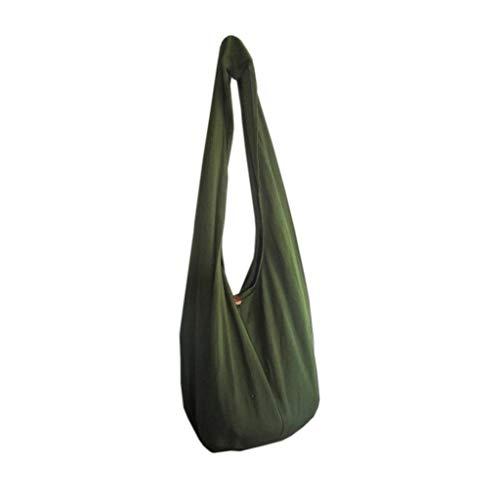 PANASIAM Shoulderbag Uni olivegreen L