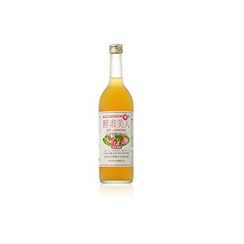 シーボン 酵素美人 桃(5倍濃縮・白桃果汁)720ml 《酵素飲料・酵素ドリンク・酵素ダイエット》