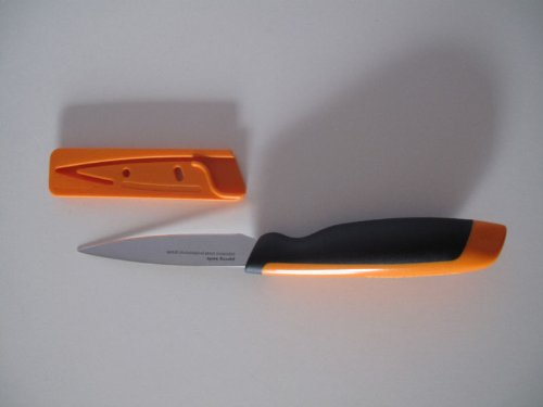 TUPPERWARE Messer Universal-Serie orange Gemüse Messer Gemüsemesser D192 XPert