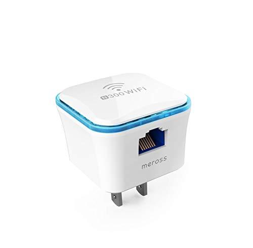 meross Wi-Fi Range Extender 300Mbps Wireless Repeater