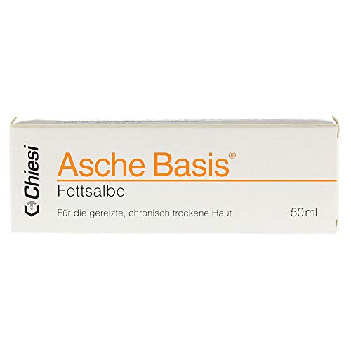 Asche Basis Fettsalbe, 50 ml