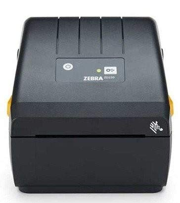 ZEBRA ZD230 stampante per etichette (CD) Standard EZPL, 203 DPI EU and UK Power Cords, ZD23042-D0EC00EZ (EU and UK Power Cords USB, Ethernet)