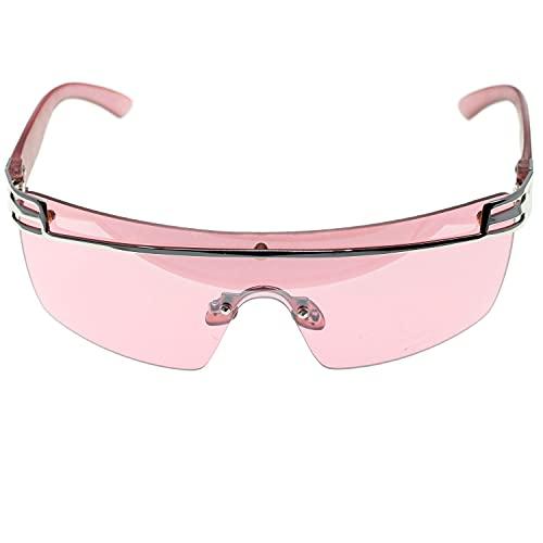CHRISTIAN GAR Cg-4600-a Gafas De Sol Unisex Montura De Metal Color Plateado